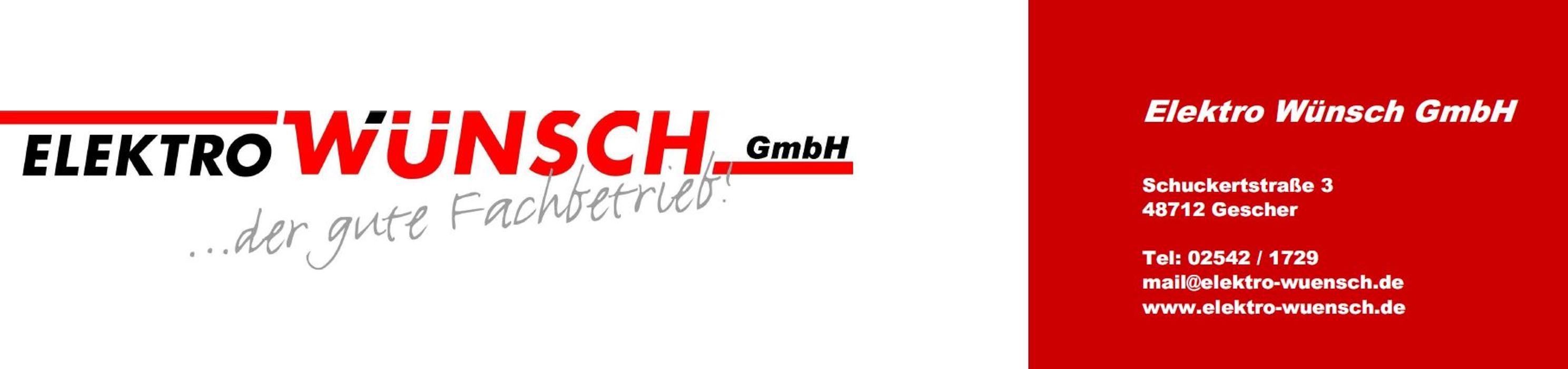 Bild zu Elektro Wünsch GmbH in Gescher