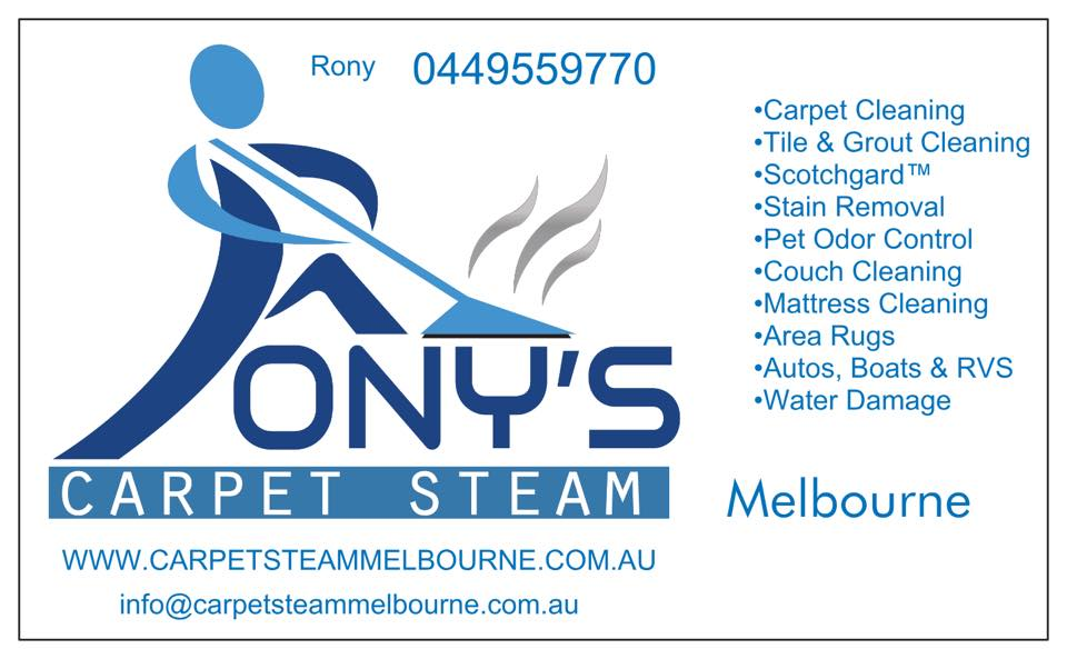 Rony's Professional Steam Clean & Tile Grout Clean