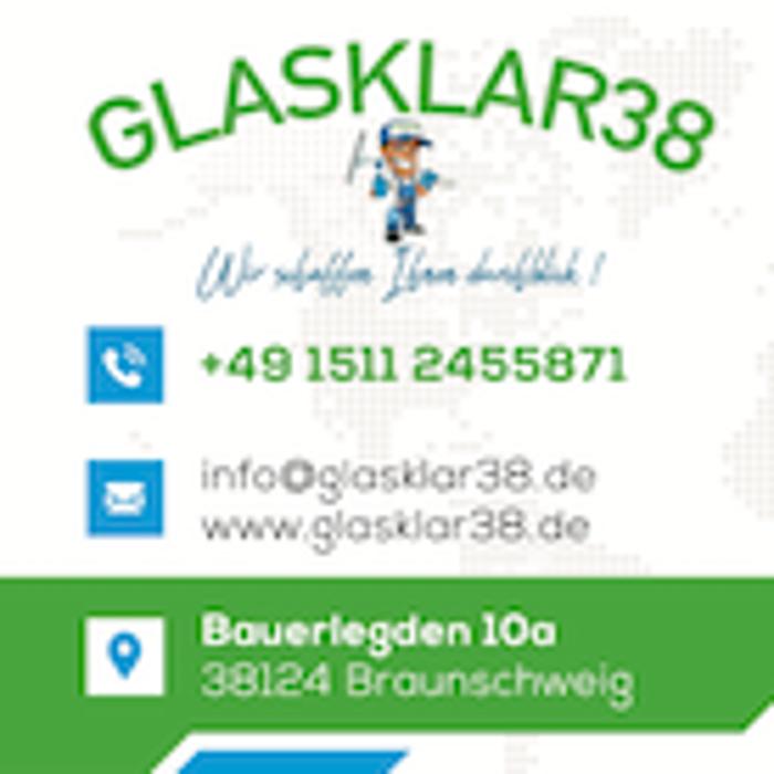 Bild zu glasklar38 - Wir schaffen Ihnen durchblick ! in Braunschweig