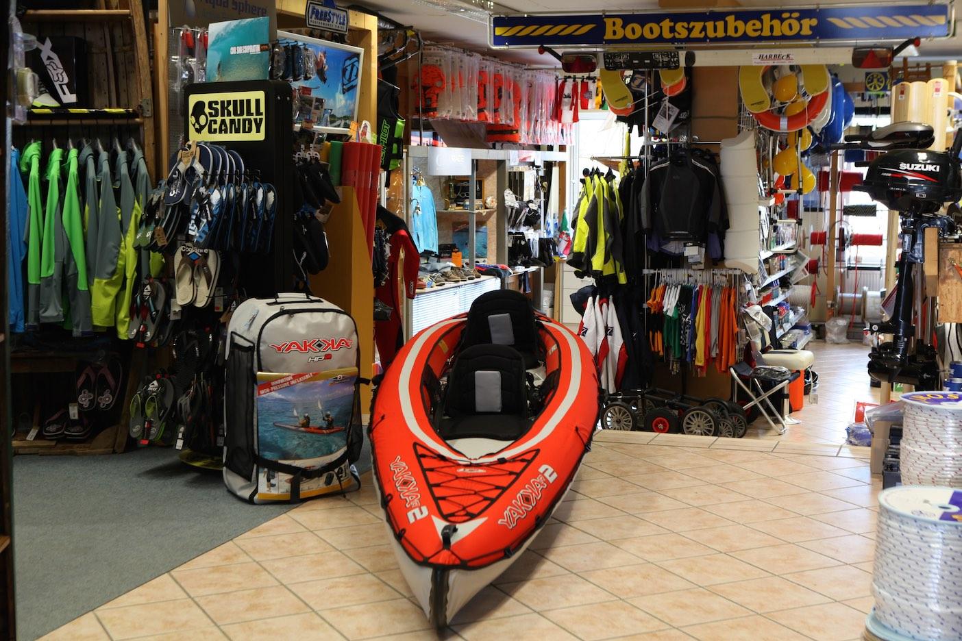 Surf und Sail - Wassersport Grahl