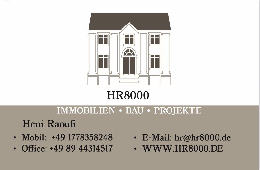 Bild zu HR8000 Heni Raoufi in München