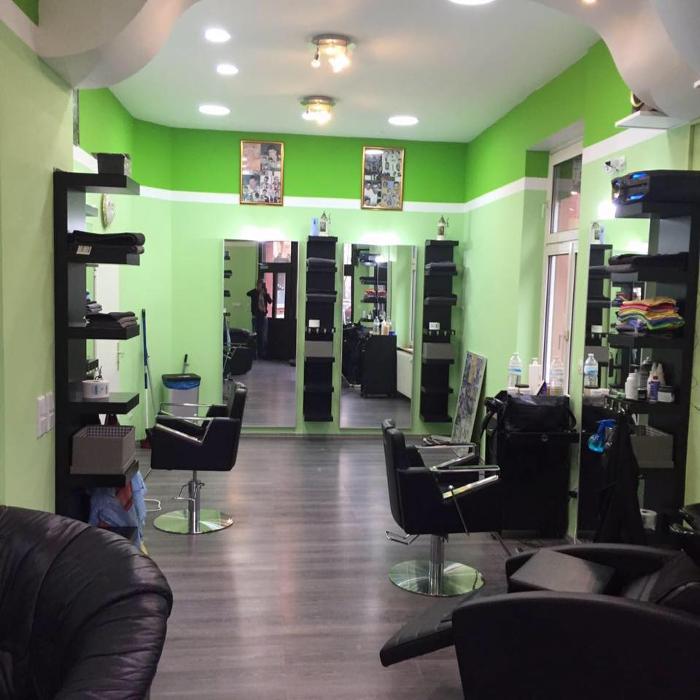 KK International Barbering Saloon