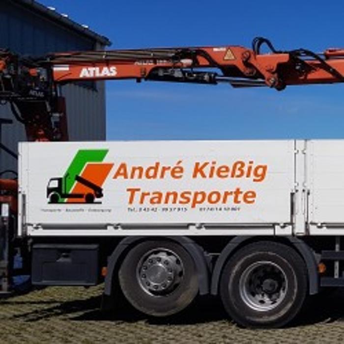 Bild zu André Kießig Transporte Einzelunternehmen in Breitenfelde Kreis Herzogtum Lauenburg