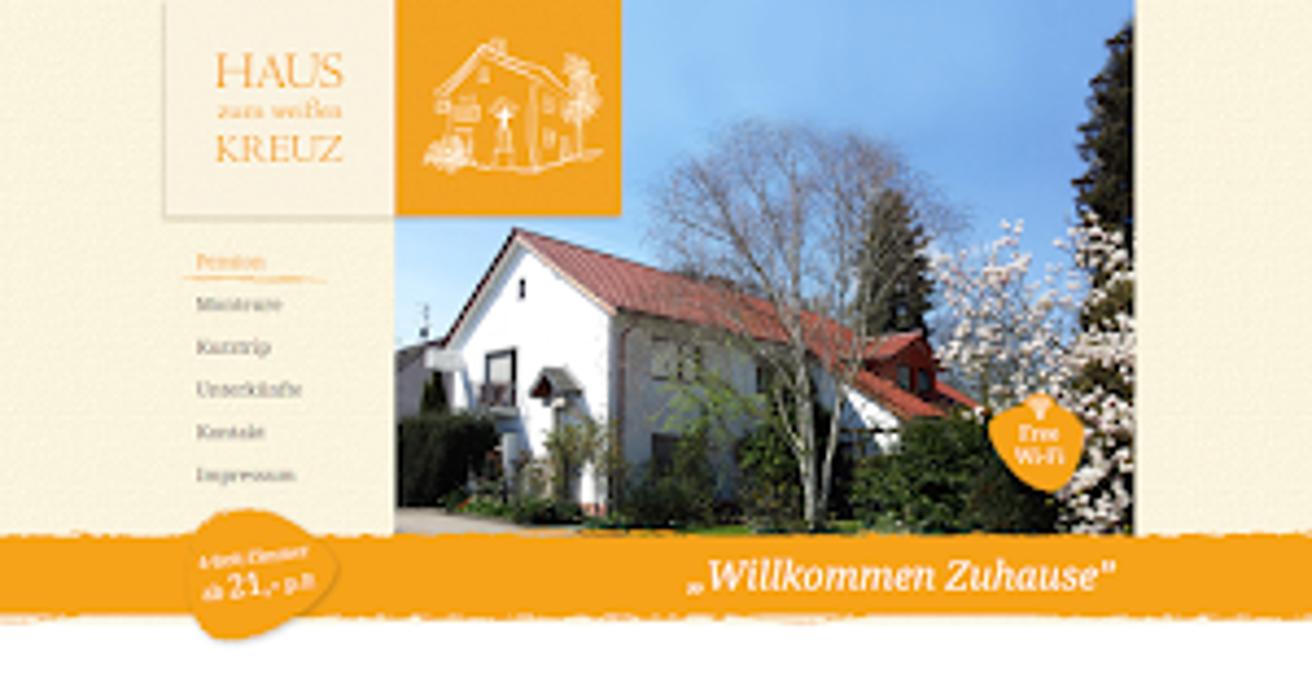 Haus zum Weißen Kreuz in Hürth