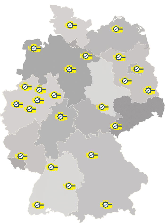 guidelocal - Directory for recommendations - Motorcheck24 in Bielefeld