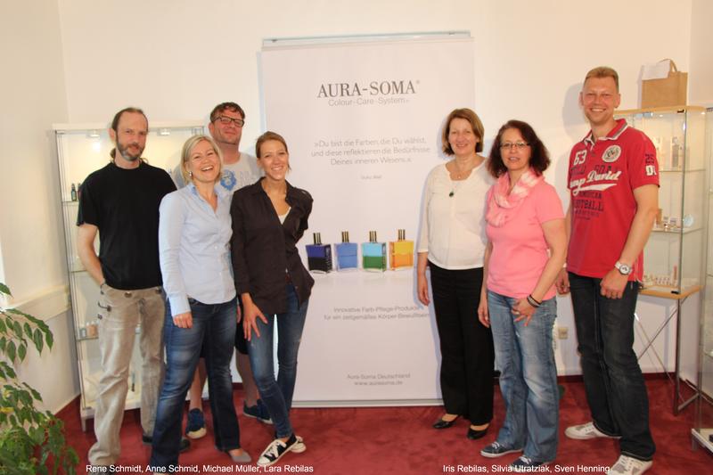 Aura-Soma Distribution Deutschland / Camelot CL GmbH