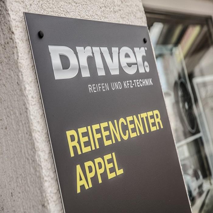 Bild zu DRIVER CENTER Reifen- und Felgencenter Appel in Mannheim
