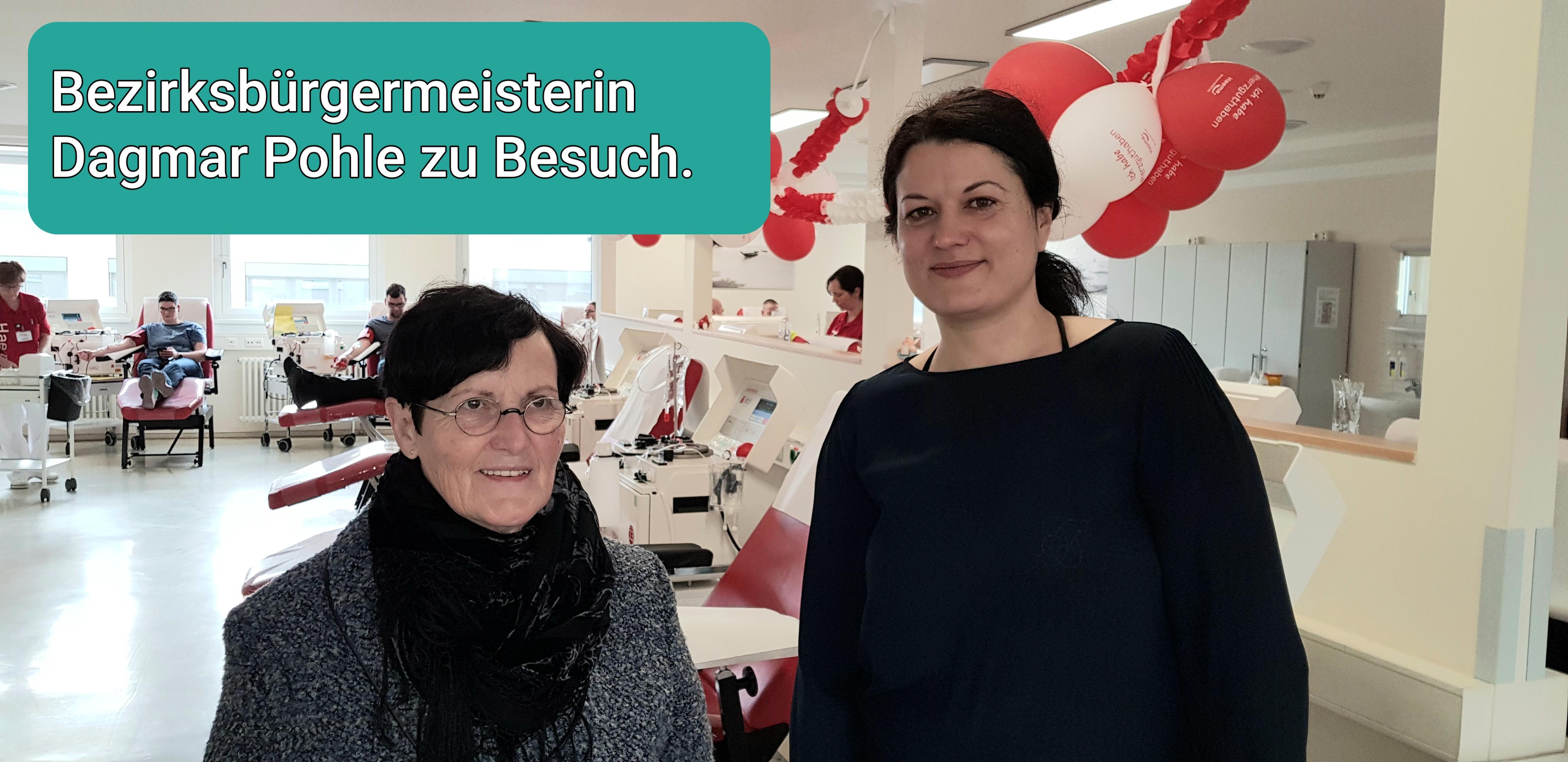 Haema Blutspendezentrum Berlin-Hellersdorf