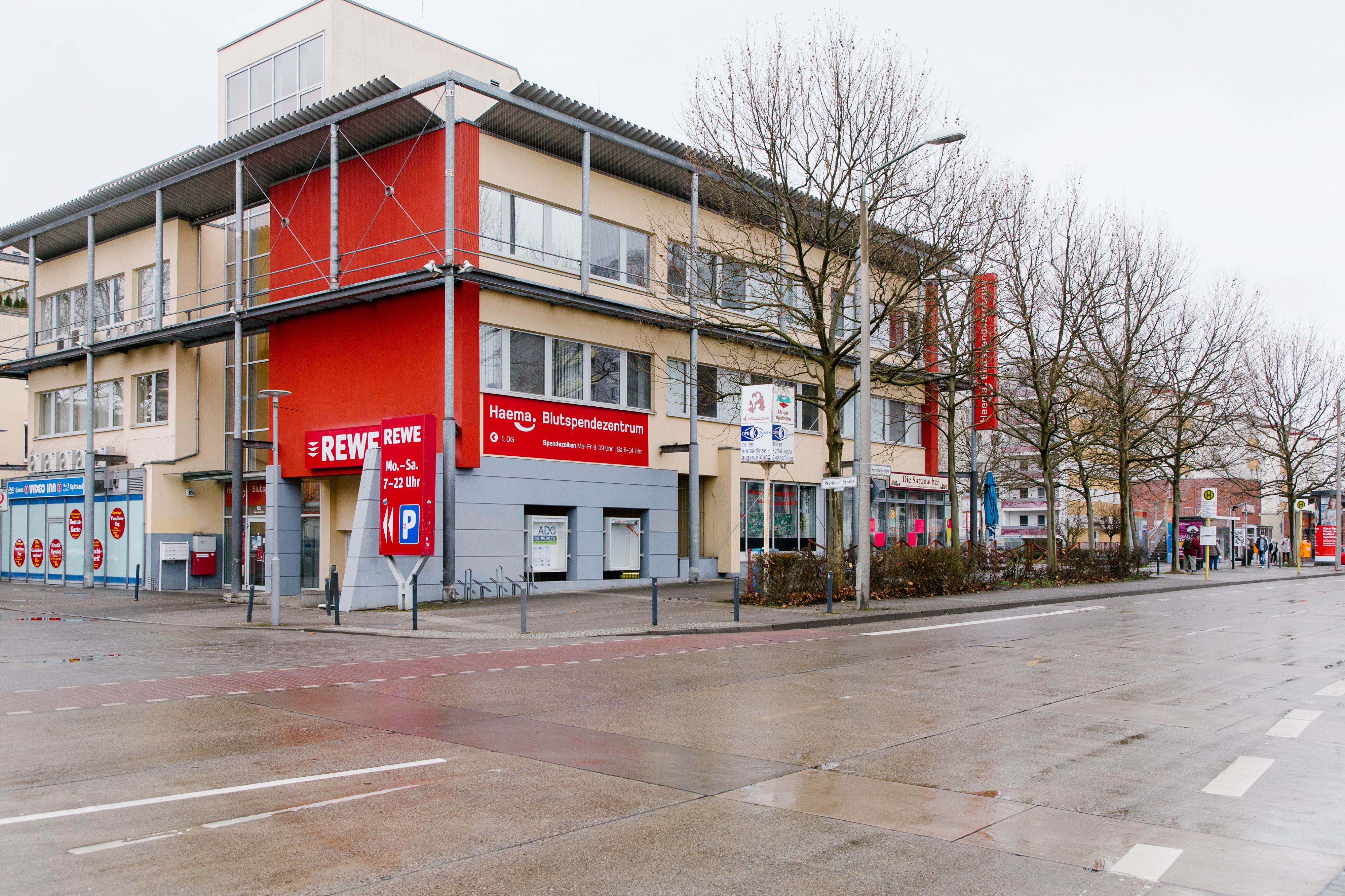 Haema Blutspendezentrum Berlin-Marzahn