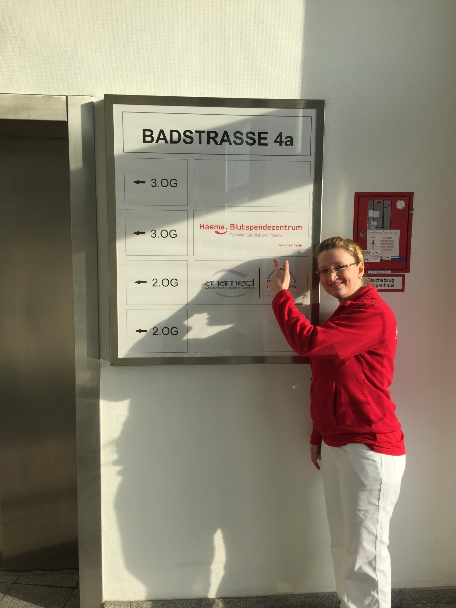 Haema Blutspendezentrum Berlin-Wedding