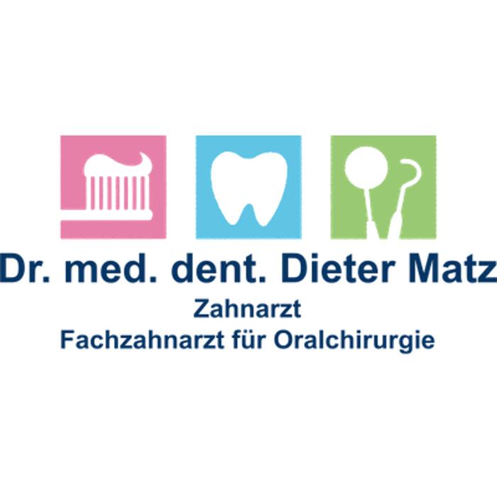 Bild zu Dieter Matz Dr. med. dent. Zahnarzt in Friedrichshafen