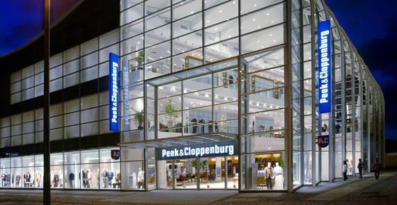 Peek & Cloppenburg, Neumarkt in Chemnitz