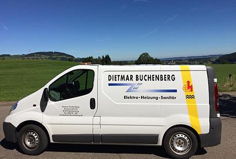 Buchenberg Dietmar Elektro Heizung Sanitär