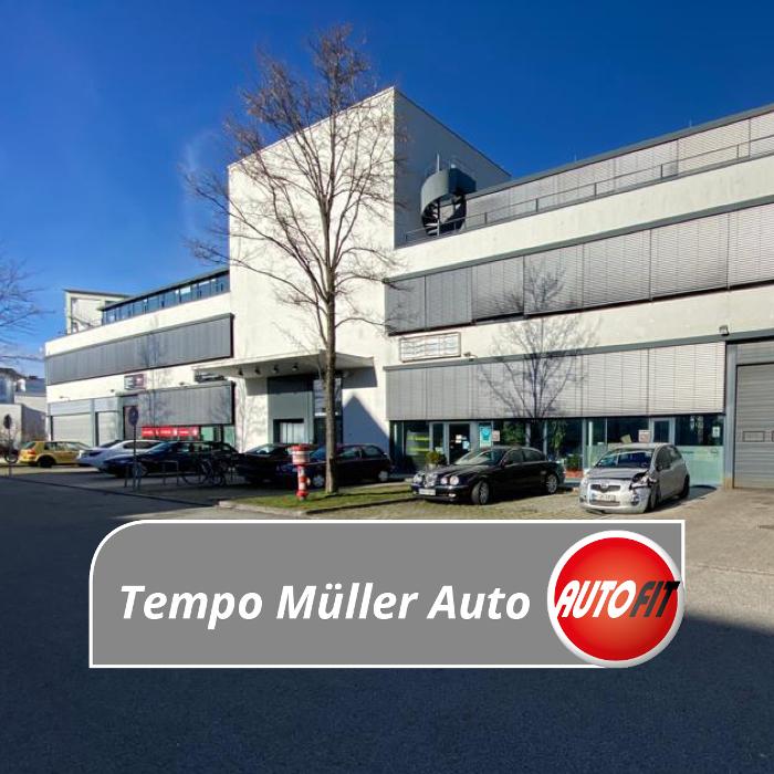 Bild zu Tempo Müller Auto GmbH in München
