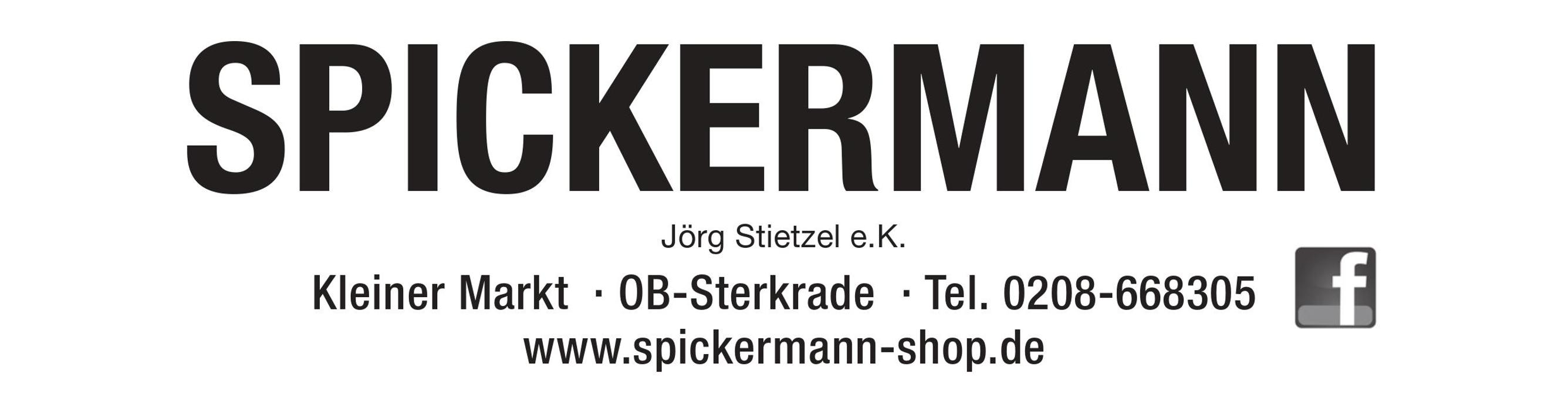 Bild zu Spickermann Inh. Jörg Stietzel e.K. in Oberhausen im Rheinland