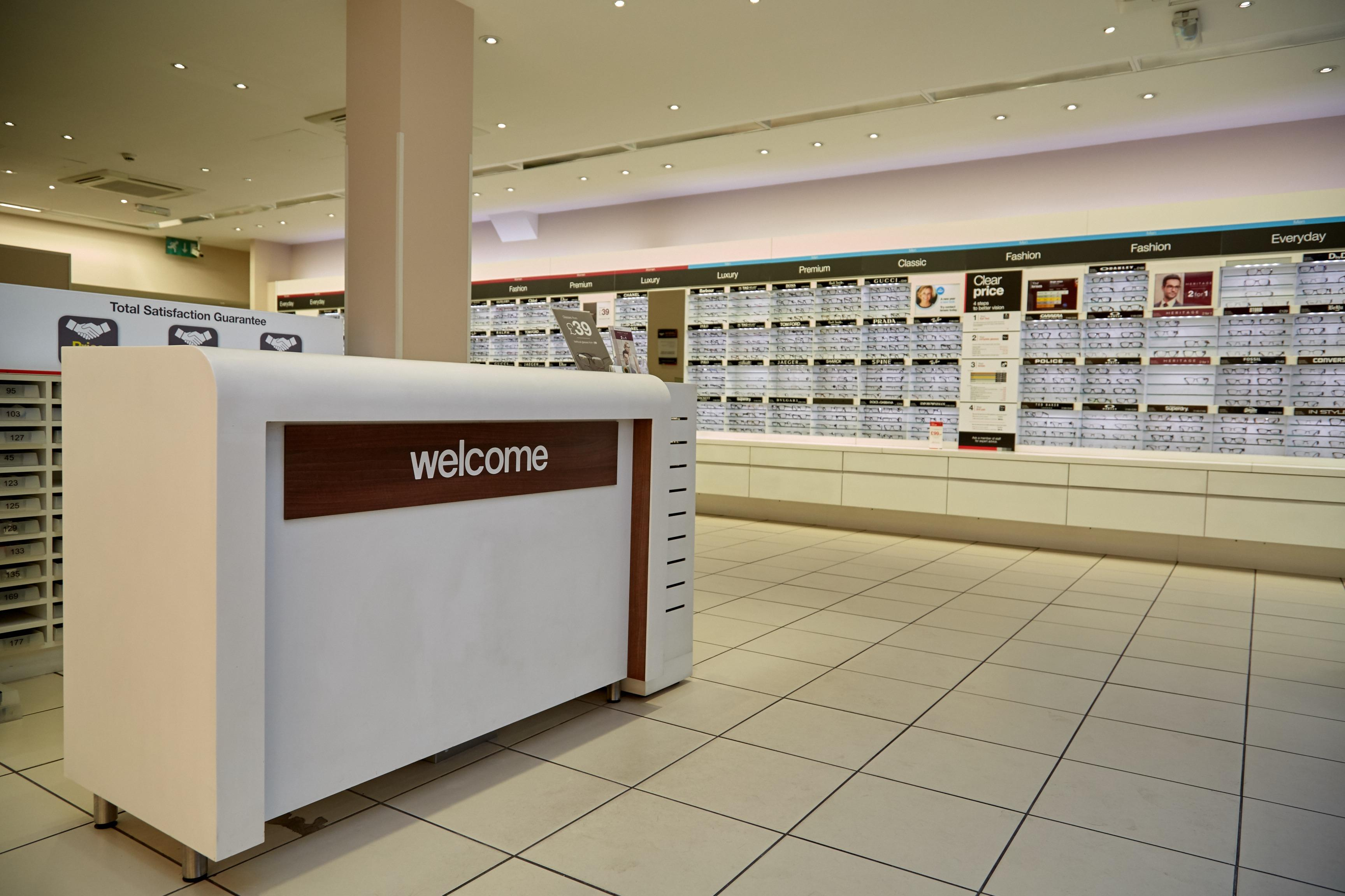 Vision Express Opticians - Stockton on Tees
