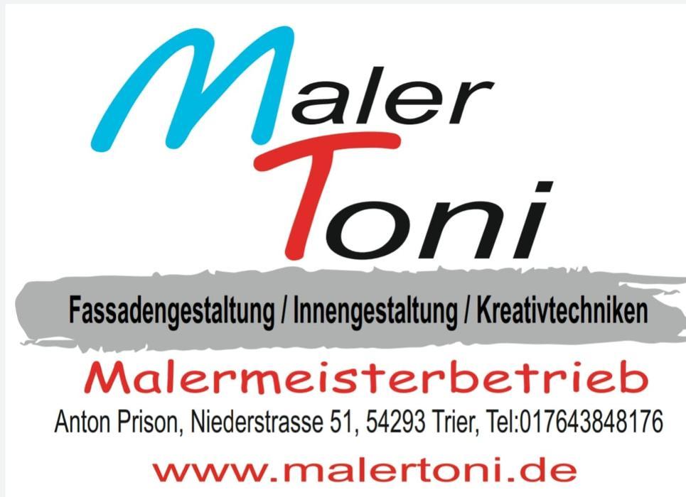 Bild zu Maler Toni in Trier