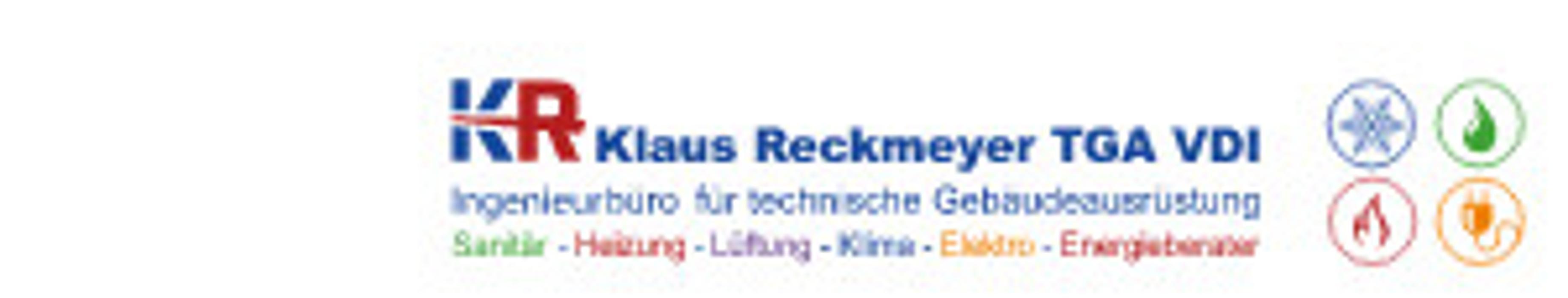 Bild zu KR Klaus Reckmeyer TGA VDI in Gütersloh