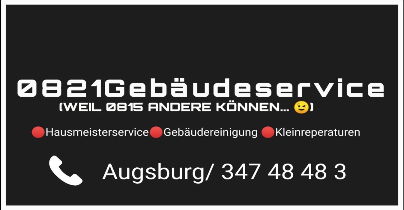 Bild zu 0821Gebäudeservice in Gersthofen
