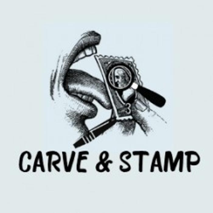 Bild zu carve-stamp in Wetterzeube