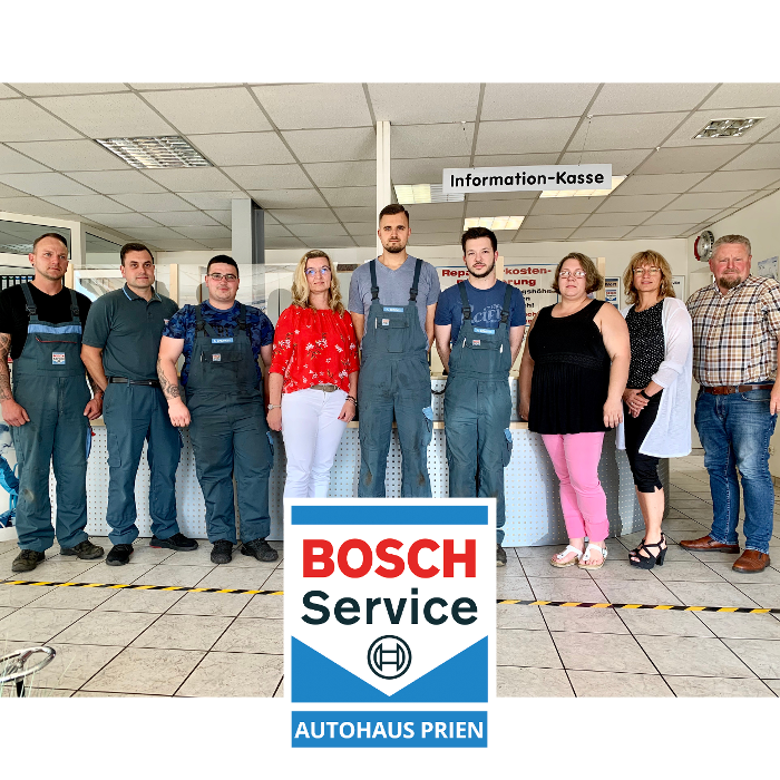 Bild zu Autohaus Prien / Bosch Car Service in Boizenburg an der Elbe