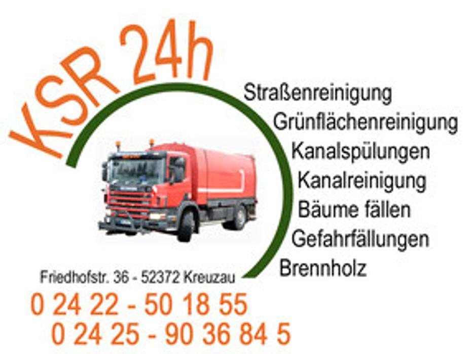 Bild zu KSR Rohrreinigung & Kanalreinigung in Nideggen