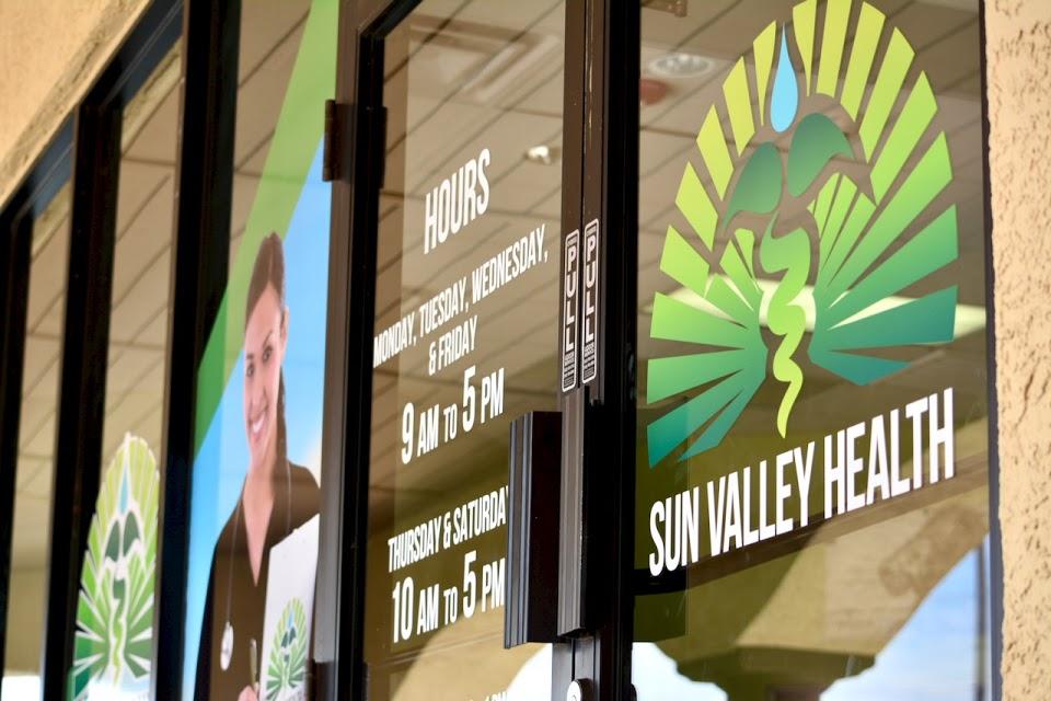 Sun Valley Health MMJ Certification Clinic
