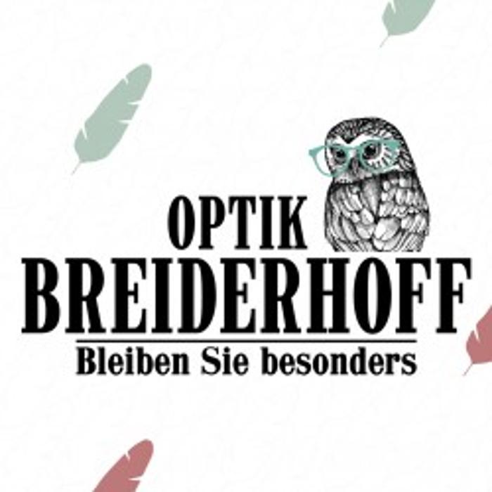 Bild zu Optik Breiderhoff e.K. Optiker Inh. Giovanni Graffweg in Essen