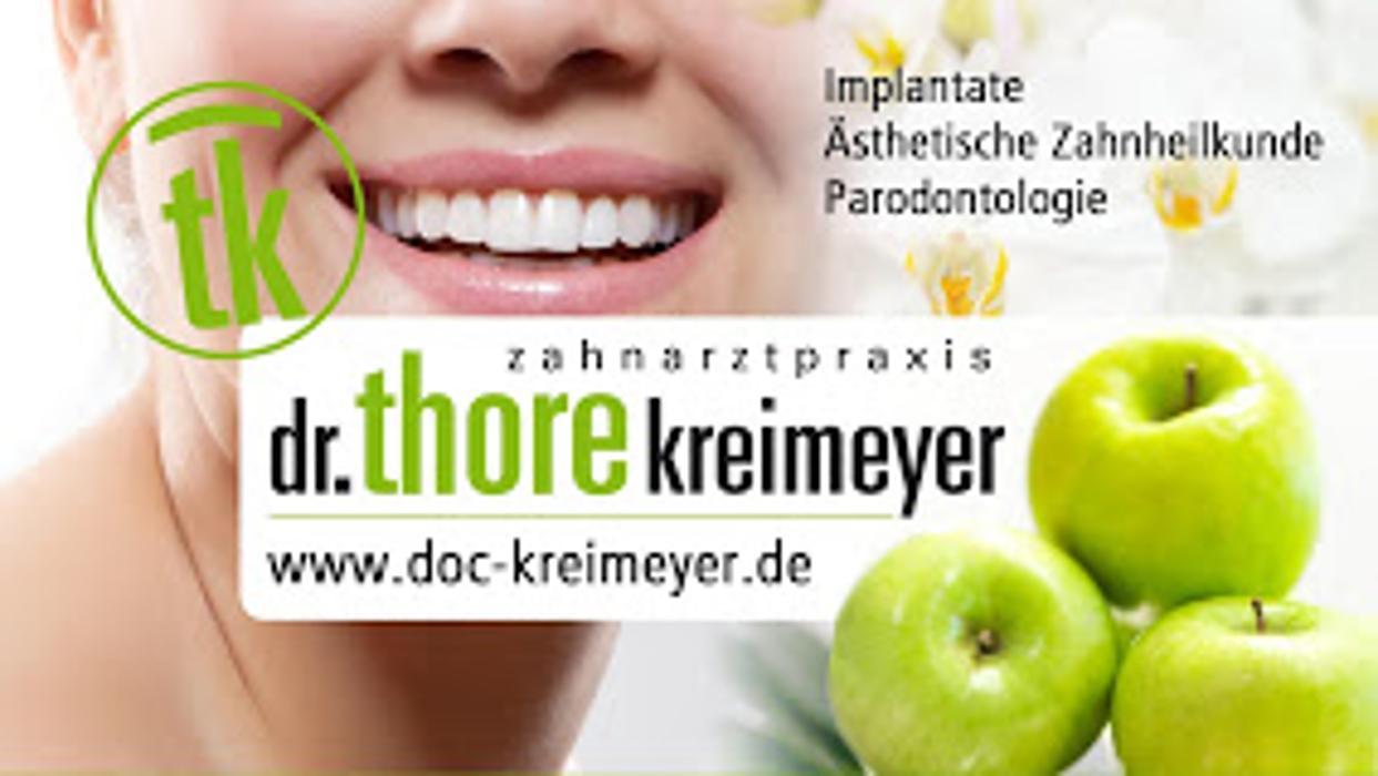 Bild zu Zahnarztpraxis Dr. Thore Kreimeyer in Hannover