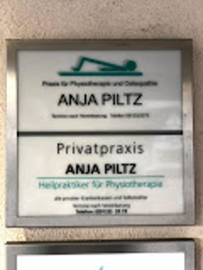 Bild zu Praxis für Physiotherapie und Osteopathie Inh. Anja Piltz in Lauf an der Pegnitz