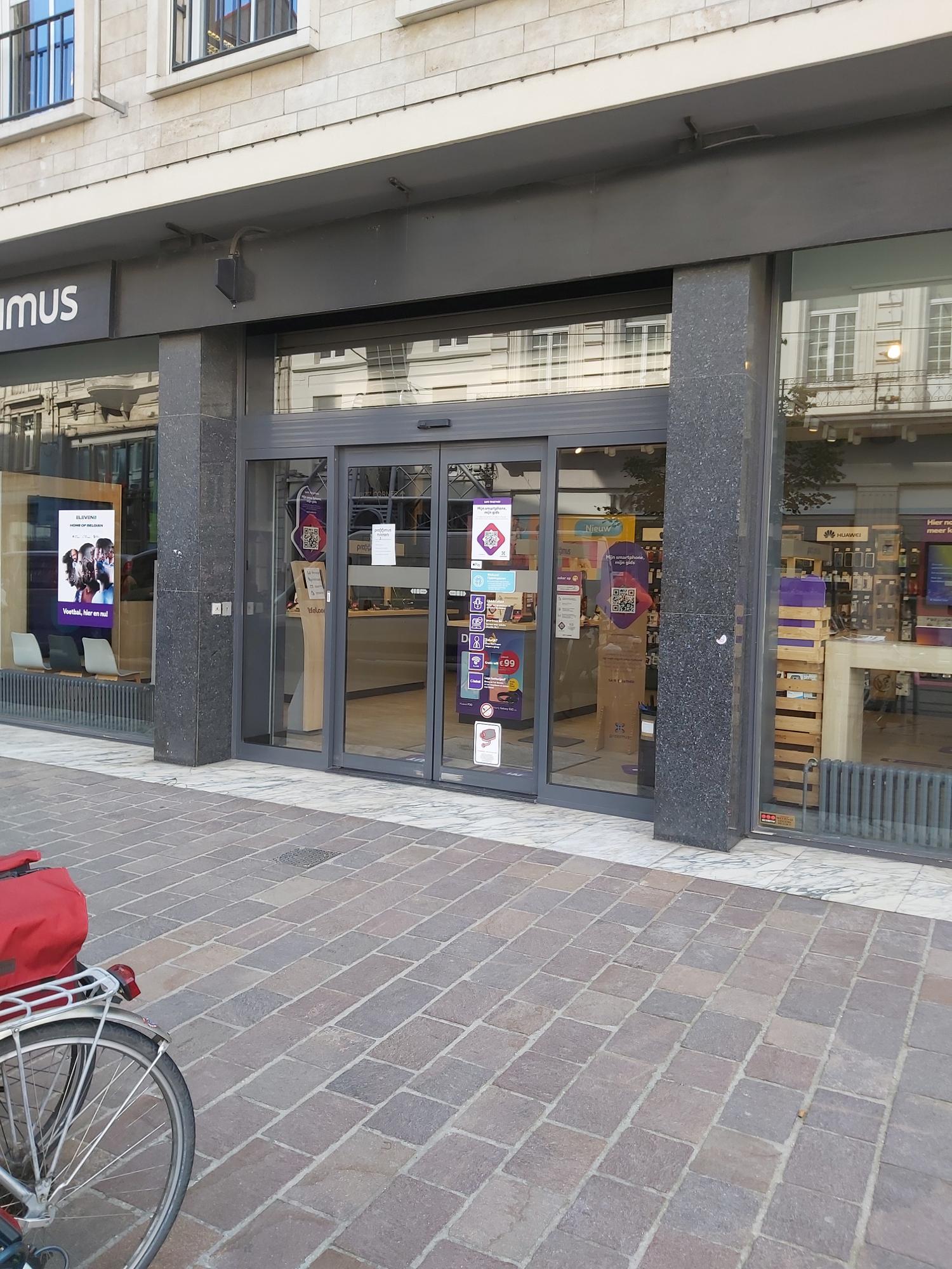 Proximus Shop Gent Kouter