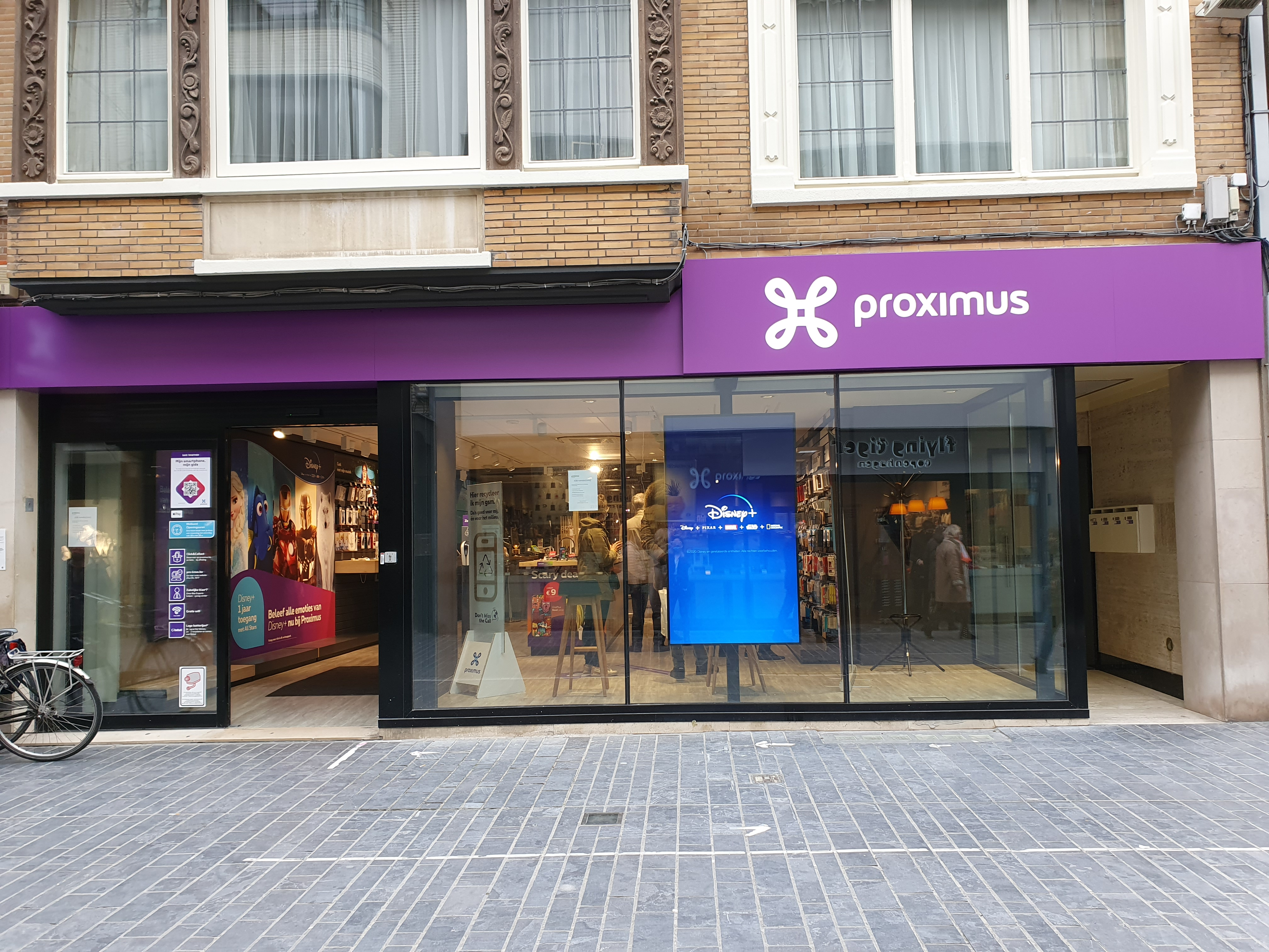 Proximus Shop Oostende