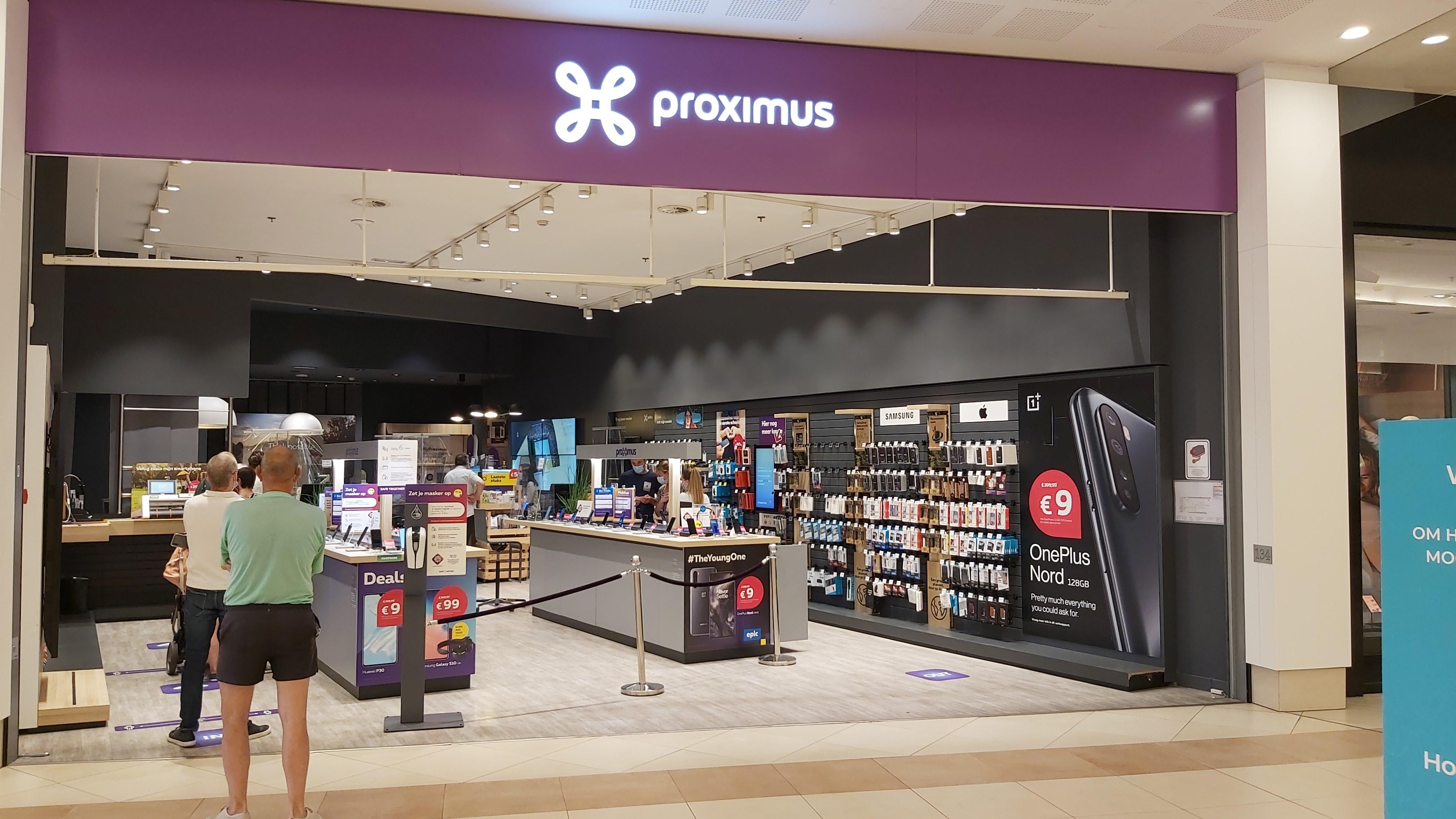 Proximus Shop Sint-Niklaas Waasland