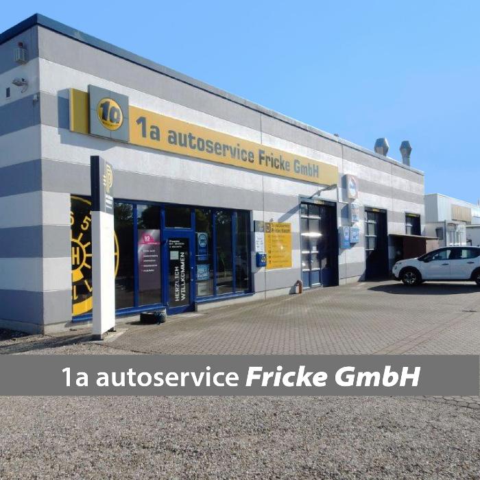 Bild zu Fricke GmbH Karosserie- und Fahrzeugtechnik in Wolfenbüttel