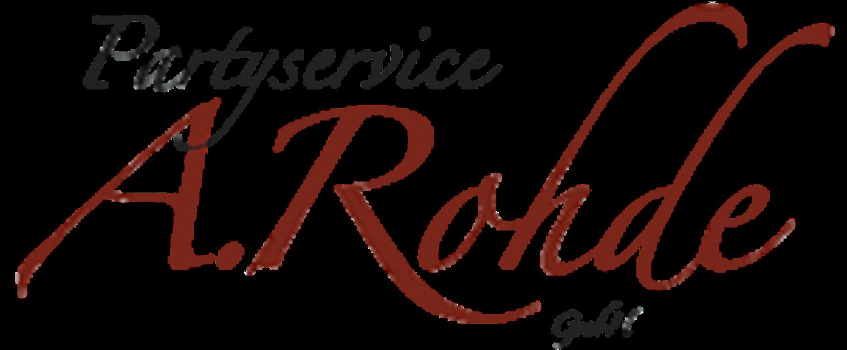 Bild zu Partyservice A. Rohde GmbH in Berlin