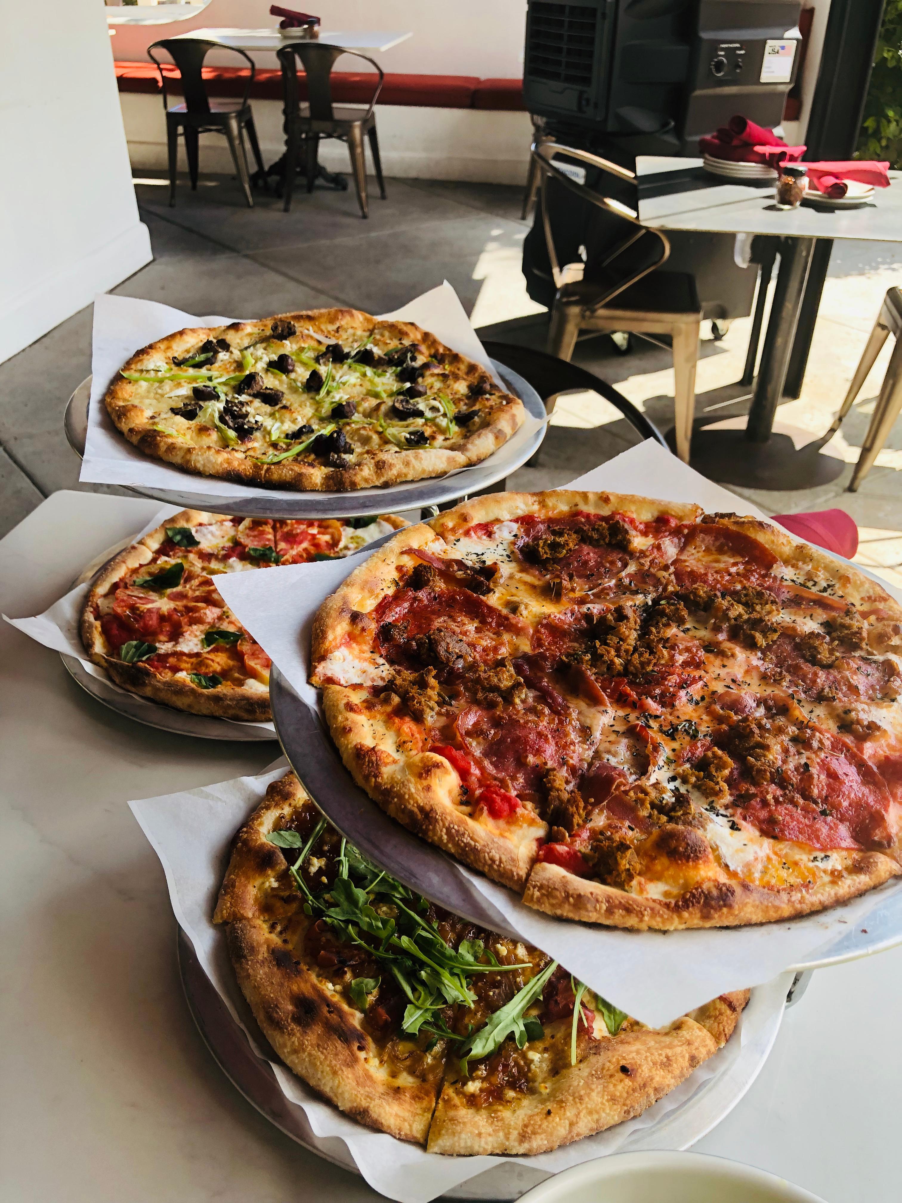 Proof Artisanal Pizza & Pasta