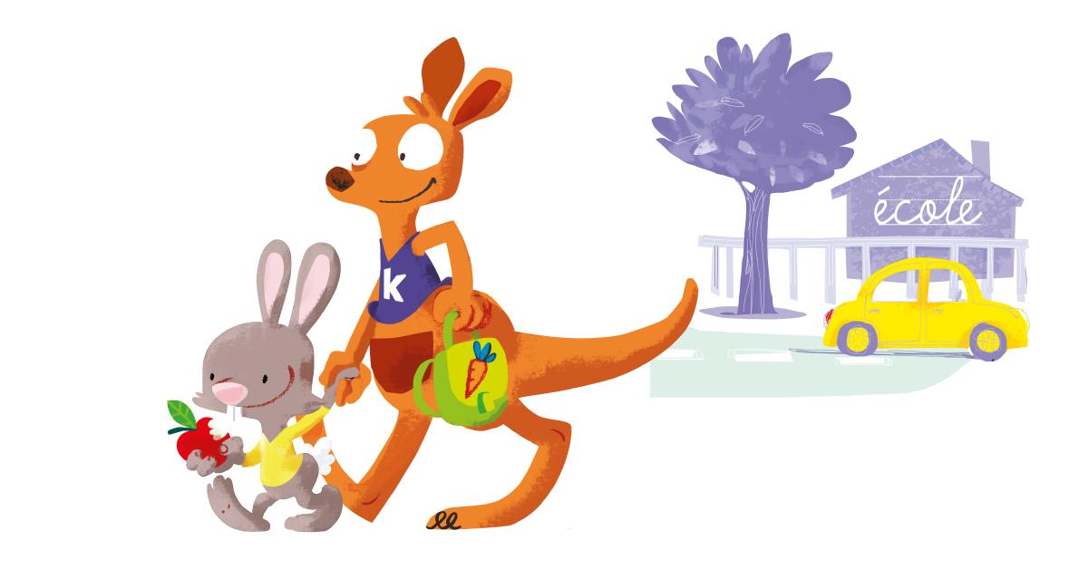 Kangourou Kids | Agence de garde d'enfants