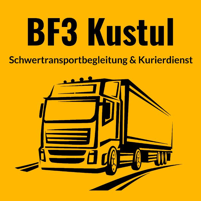 Bild zu BF3 Kustul - Schwertransportbegleitung & Kurierdienst in Offenbach am Main