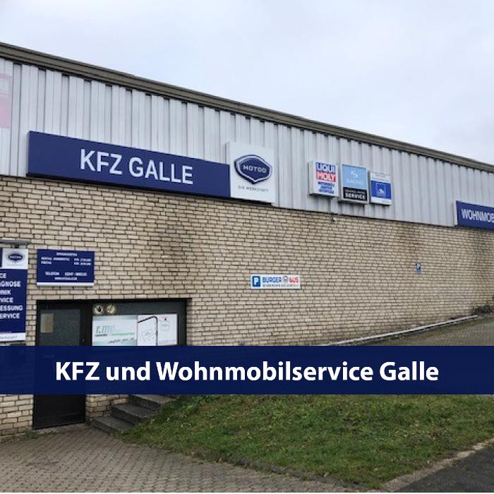 Bild zu KFZ Galle in Neunkirchen Seelscheid