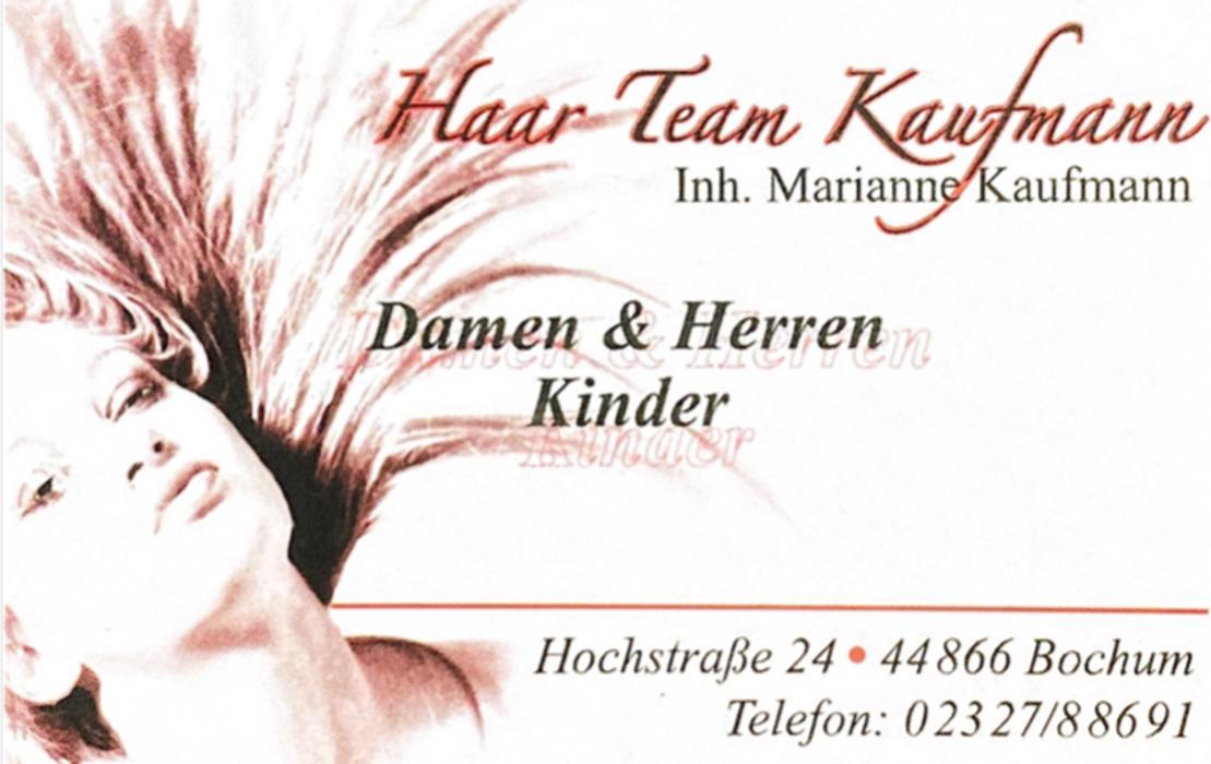 Bild zu Haar Team Kaufmann in Bochum