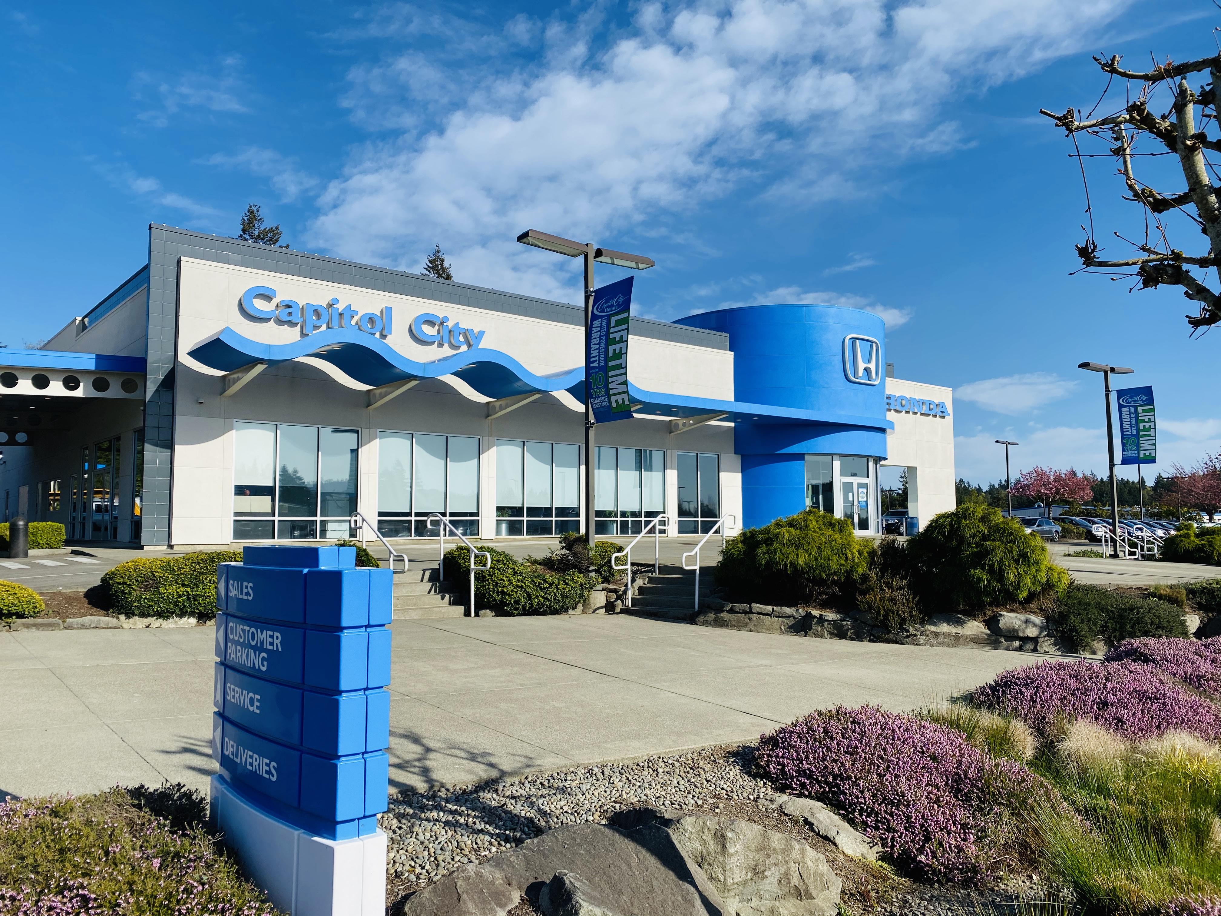 Capitol City Honda Sales