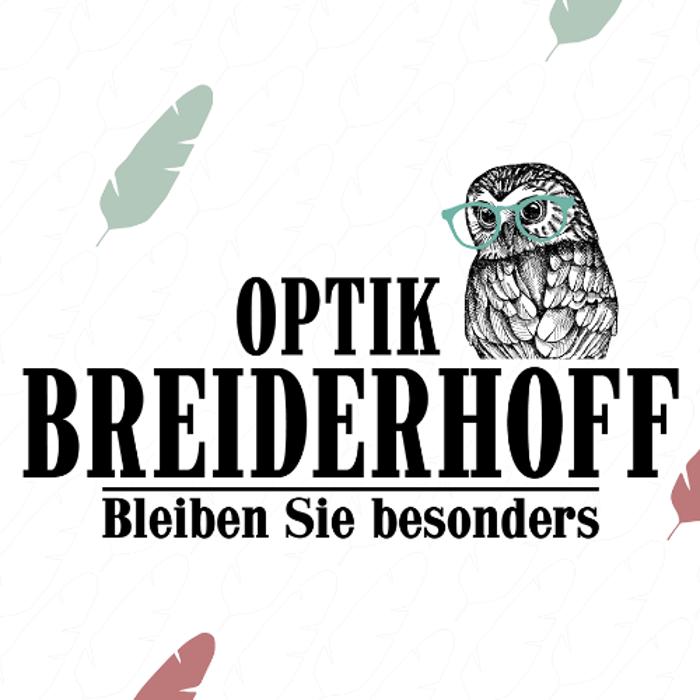 Bild zu Optik Breiderhoff e.K Inhaber Giovanni Graffweg in Essen