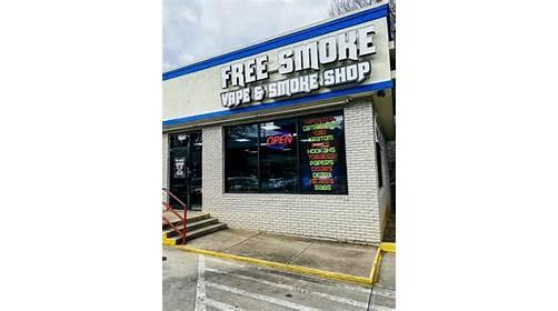 Free Smoke Vape and Smoke Shop