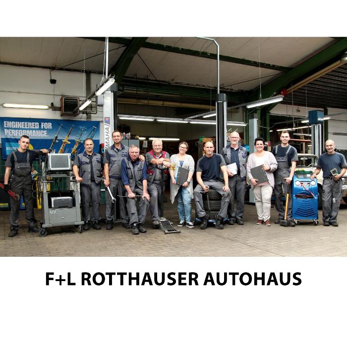 Bild zu F+L Rotthauser Autohaus GmbH in Gelsenkirchen