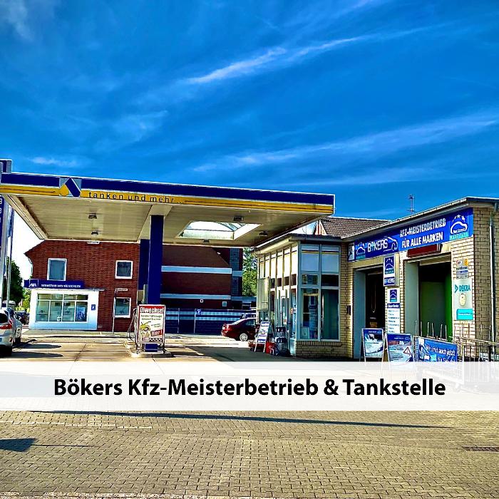 Bild zu Bökers Kfz-Meisterbetrieb & Tankstelle in Nordhorn
