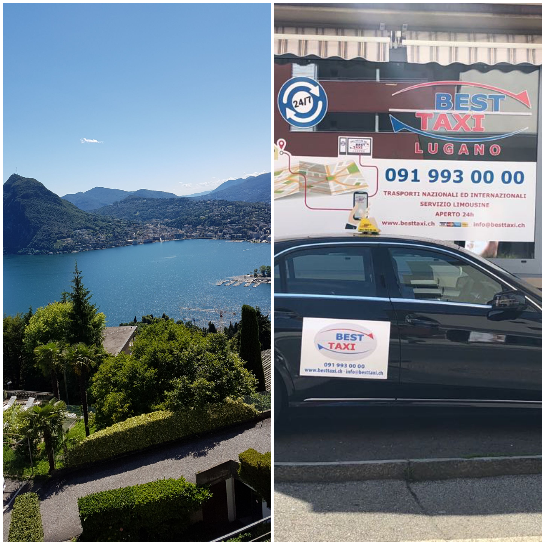 Best Taxi Lugano   Servizio 24h 7/7