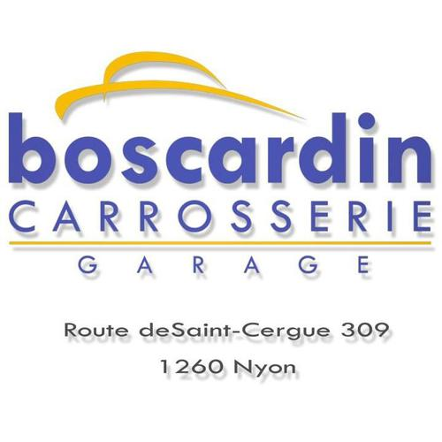 Carrosserie Garage Boscardin Nyon