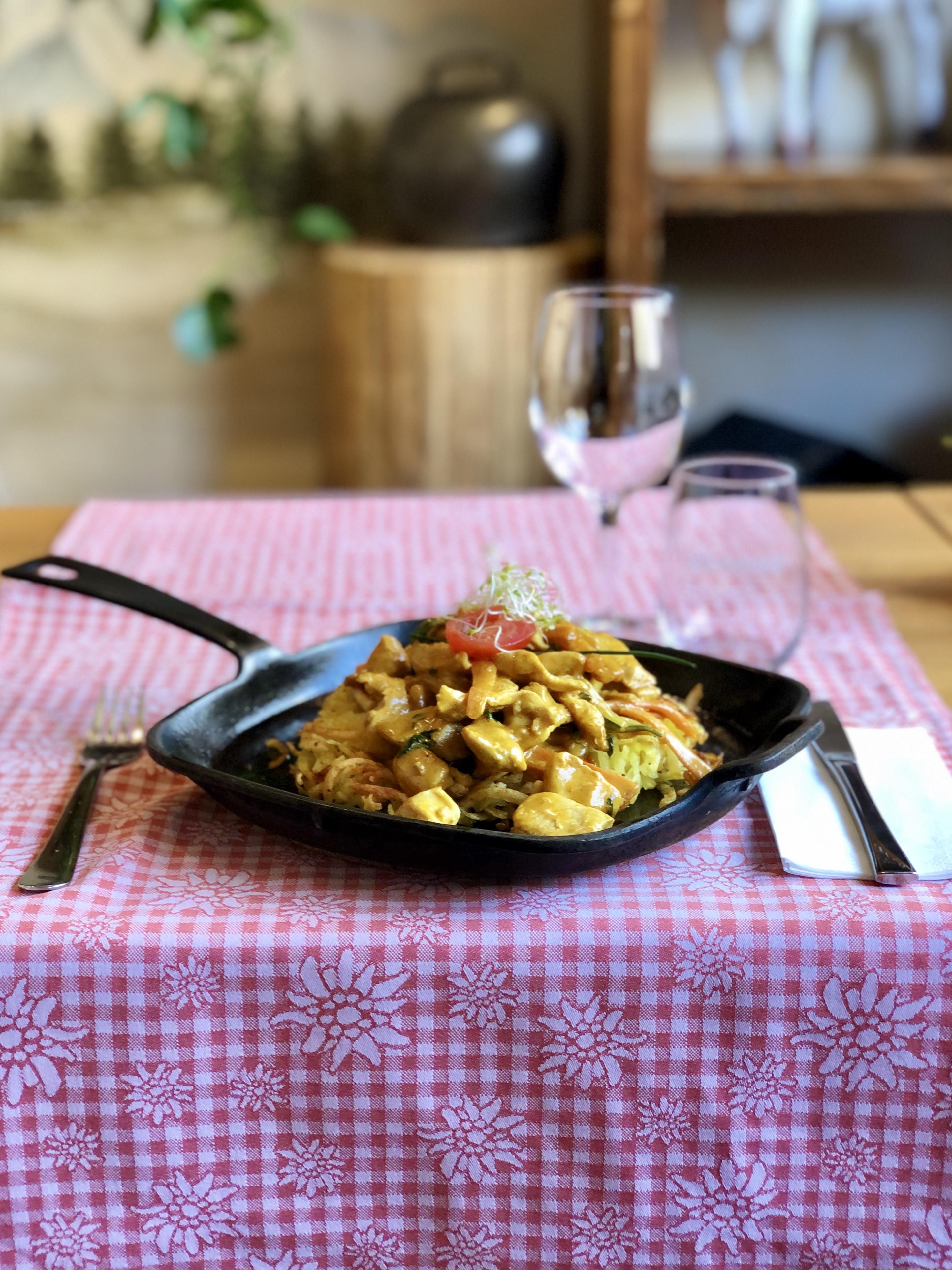 Restaurant Le Mayen