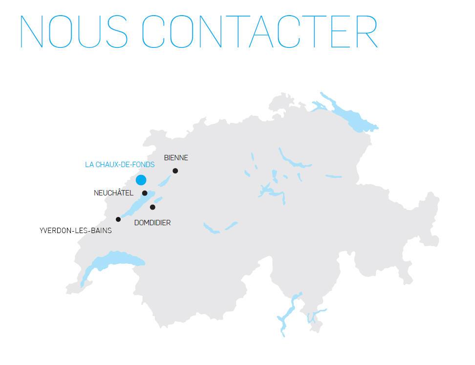 Concierge Services SA Neuchâtel