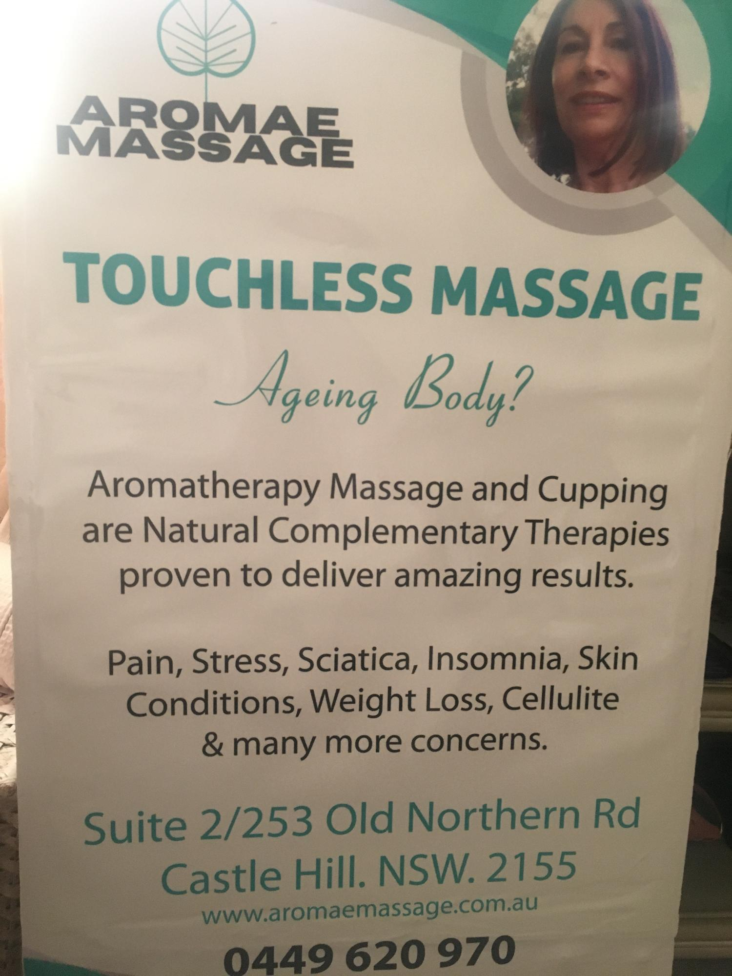 Aromae Massage & Cupping Services